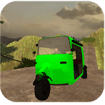 Off Road Auto Rickshaw Drive icon