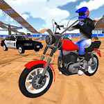 Motorcycle Infinity Driving Simulation icon