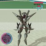 Spider Robot Gangstar Crime Spider Battle icon