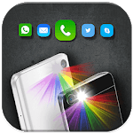 Color Flashlight alerts on Call SMS, Color Screen icon