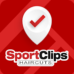 Sport Clips Haircuts Check In icon