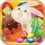 Easter Candy Match3 for pc logo