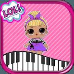 SURPRISE LOL Piano Game icon