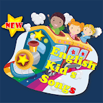 English Kids Songs Offline icon
