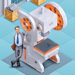 Industrialist – factory development strategy icon