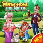 Warm Home Free Match for pc logo