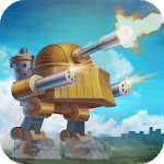 Steampunk Syndicate 2: Tower Defense Game icon