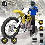 Snow Mountain Bike Racing 2019 - Motocross Race for pc logo