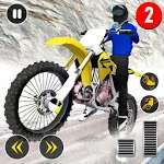 Snow Mountain Bike Racing 2019 - Motocross Race 2 icon