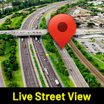 Street View: My Location,GPS Coordinates Live Maps icon