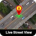 Street View Map: Global Street Panorama, Satellite icon