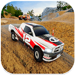 Impossible Offroad Jeep Rally Mountain Climb Race for pc logo