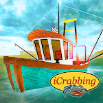 iCrabbing- The Commericial Fishing Simulator for pc logo