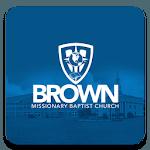 Brown Baptist Church icon