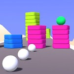 Stacky Road 3D icon