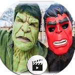 Superheros Battles Videos Offline 2019 icon