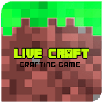 Live Craft : Crafting and Survival icon