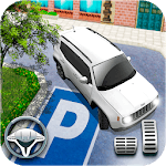 SUV Car Parking Simulator for pc logo