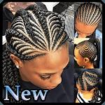 Cornrow Hairstyles icon