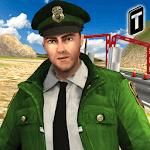 Border Police 2018 : Cop Vs Gangster icon