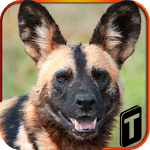 Wild Dog Simulator 3D icon