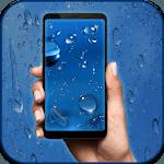 Rain Drops Live 3d Wallpaper HD : Rain on screen icon