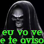 Figurinhas Meme da Caveira - WhatsApp Stickers icon