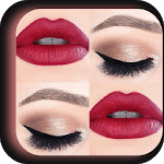 Makeup (step by step) icon
