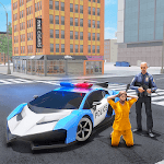 US Police Transport Prisoner Simulator icon