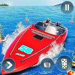 Speed Boat Racing Challenge for pc logo