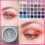 Step by step makeup (I'm learning makeup) icon