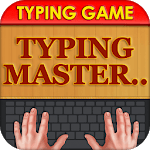Typing Master - Word Typing Game , Word Game for pc logo