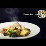 Daily Food Recipes icon