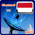 Channel TV Indonesia Info icon