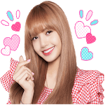 WAStickerApps Korean Idol Sticker for WhatsApp icon