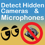 Detect Hidden Cameras and Microphones icon
