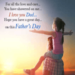 Fathers Day: Greeting, Wishes, Quotes, GIF icon