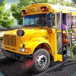 School Bus 16 icon
