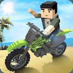 Blocky Moto Bike SIM: Summer Breeze for pc logo
