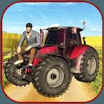 Tractor Farm Driving- Cargo Truck Animal Transport icon