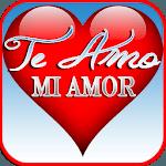 Te Amo Mi Amor con Imagen icon