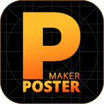 Poster Templates: Free Poster Maker with Templates icon