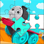 Train Game :  Toma puzzle for pc logo