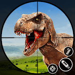 Monster Dino FPS Shooter : Hunting Games icon