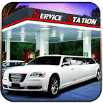 Limo Car Wash: Limousine Driving Simulator icon