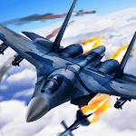 Thunder Air War Sims-Fun FREE Airplane Games icon