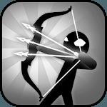 Mr. Archer : King Stickman for pc logo