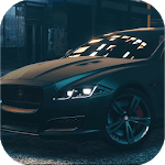 Drift Racing Jaguar XJR Simulator Game icon