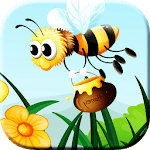 Family Puzzle: Insects Reptiles & Bees Kids Jigsaw icon