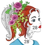 Paint by number - Coloring Book icon